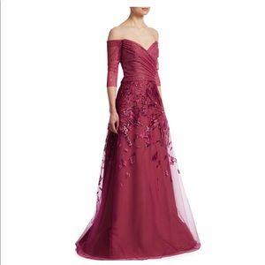 8a7de22fb Rene Ruiz Collection Metallic Tulle Gown Size 8US